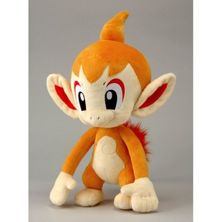 Pokemon Diamond and Pearl  - 1/1 Scale Chimchar