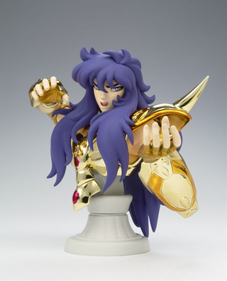 Saint Seiya Cloth Myth Action Figure - Scorpion Milo