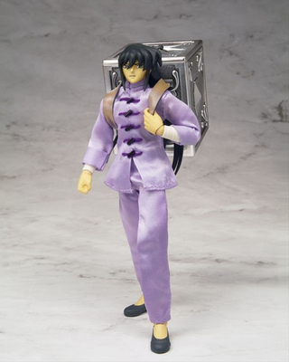 Saint Seiya Cloth Myth Action Figure - Dragon Shiryu