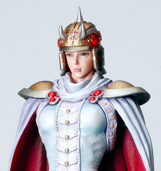 Fist of the North Star - Yuria Coldcast Bust  (2rd Series)