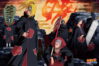 Naruto Shippuuden images Akatsuki wallpaper and background photos ...