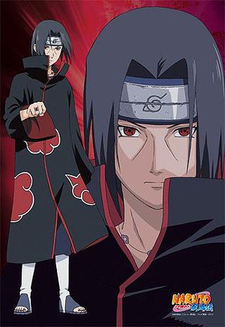 Naruto: Shippuden - Akatsuki's Warrior - Itachi Uchiha Jigsaw Puzzle