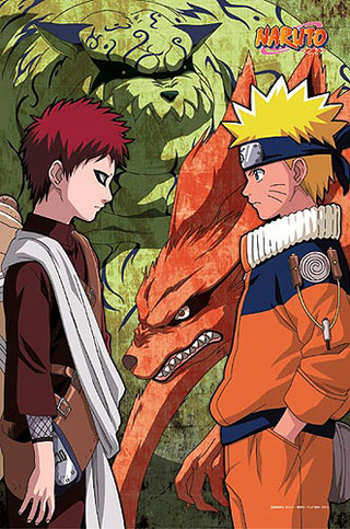 Naruto: Shippuden - The Burdain of Destiny Jigsaw Puzzle