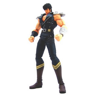 Hyper Hero Dynamite Alloy Collection- Fist of the North Star  Kenshiro
