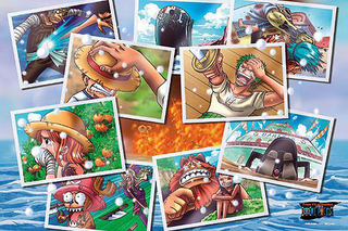 One Piece - Unforgettable Memories Jigsaw Puzzle