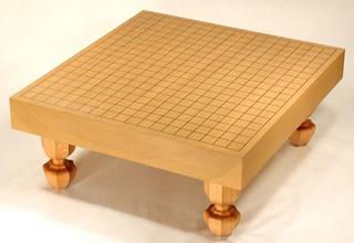 Size 20 Katsura Floor Go Board