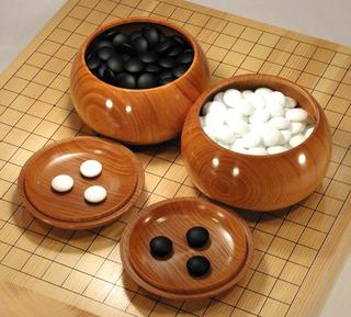 Superior  Masame Grain Keyaki Go Bowl - Extra Large