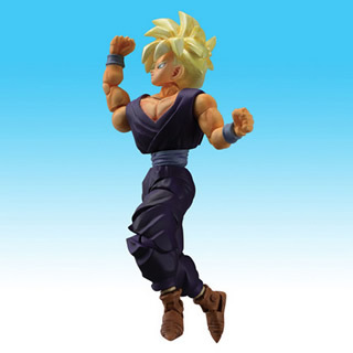 Dragonball Z Hybrid Action Figure Super Saiyan Teen Gohan