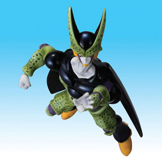 Dragonball Z Hybrid Action Figure Perfect Cell