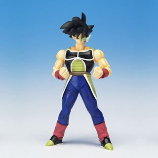 Dragonball Z Hybrid Action Figure Bardock