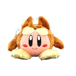 Kirby - Animal Kirby Plush (S)