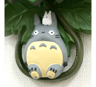 My Neighbor Totoro - Totoro Forest Clock M730N
