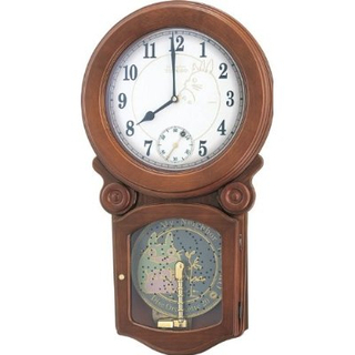 Wall Hanging Grandfather Clock my neighbor totoro - grandfather clock m761n - best buy japanese
