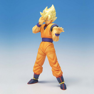 Dragonball Z Hybrid Action Figure Super Saiyan Son Gokou