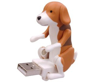 USB Humping Dog (Brown)