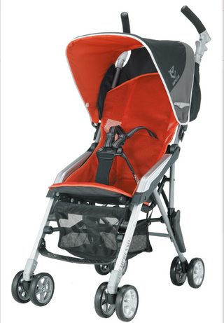 Combi Stroller - Empresso SX-350 (RM/Red Mesh) - Best Buy Japanese ...