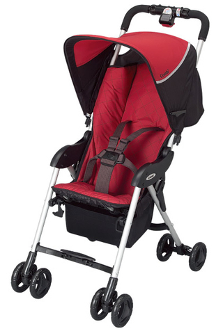 Combi Stroller - Carpatto RW-240 (SR/Stitch Red) - Best Buy ...