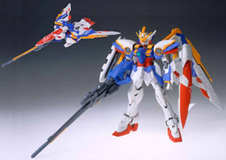 XXXG-01WE Wing Gundam