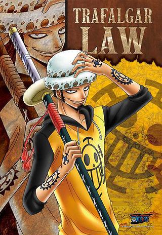 One Piece - Trafalgar Law 300 Piece Jigsaw Puzzle