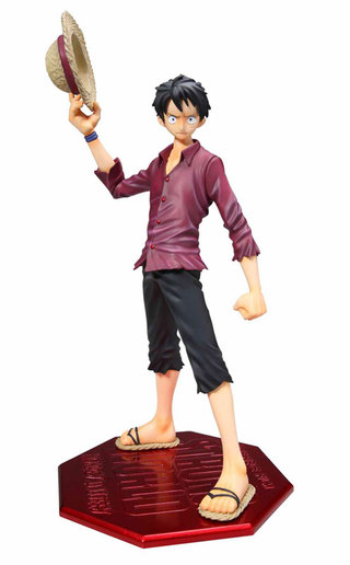 "Portrait.Of.Pirates - One Piece ""STRONG EDITION"" Monkey D. Luffy"