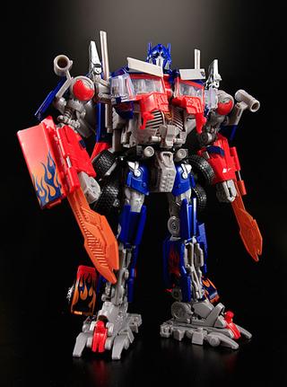 Transformers - Revenge of the Fallen - Optimus Prime