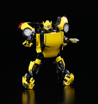 Transformers - Alternity - SUZUKI SWIFT SPORT/Bumble Champion (Yellow)