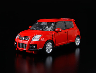 Transformers - Alternity - SUZUKI SWIFT SPORT/Cliff (Supreme Pearl Red)