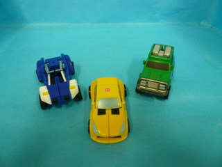 Transformers - Henkei!Henkei! - Minibot Attack Team