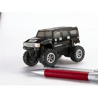 1/58 REALDRIVE nano - Hummer H2 (Black)