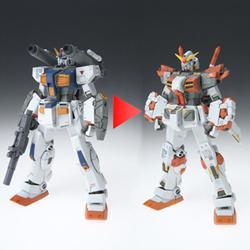 RX-78-6 Madrock / RX-78-5 Gundam G05