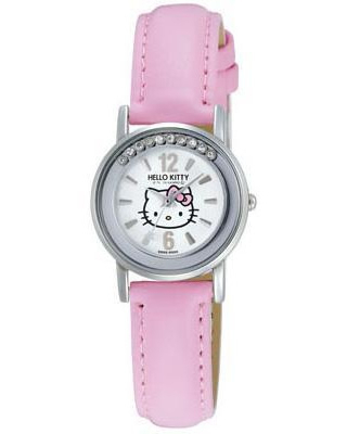 CITIZEN Q&Q - Hello Kitty Watch - VY57-032