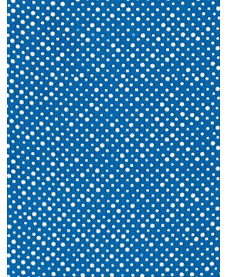 Shibori - Mini Tenugui (Japanese Multipurpose Hand Towel) - Cerulean