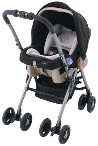 EX COMBI Multi 5 Way Baby Stroller (Ultimate Black) - Best Buy ...
