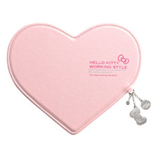 ELECOM Hello Kitty Mouse Pad (Pink)