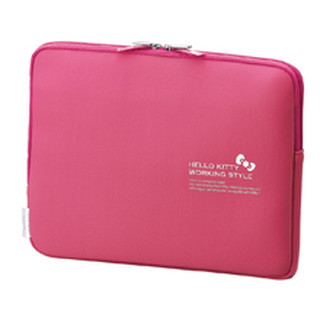 ELECOM Hello Kitty Laptop Inner Bag (Pink)