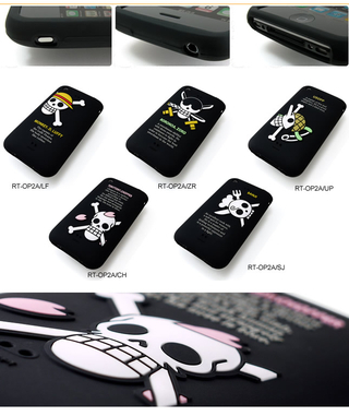 iPhone 3G/3GS Case One Piece Roronoa Zoro