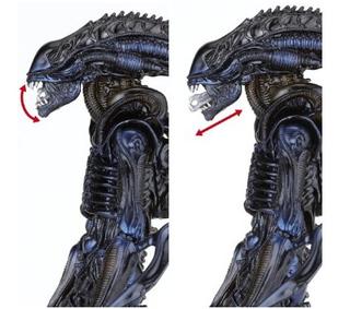 Sci-Fi REVOLTECH - No.016 ALIEN WARRIOR