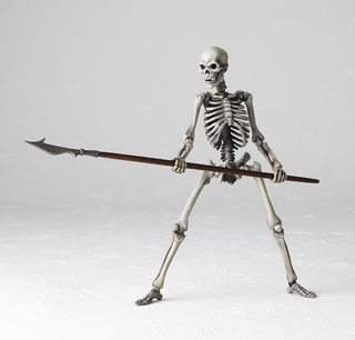 Sci-Fi REVOLTECH - No.020 SKELETON ARMY