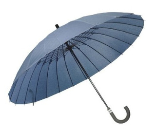 mabu - Ultralight 24 Rib Umbrella EDO (Blue)