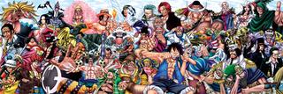 One Piece - ONE PIECE CHRONICLES 950 Piece Jigsaw Puzzle