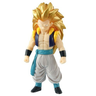 Dragonball Z - Super Saiyan 3 Gotenks (Dragon Hero Series)
