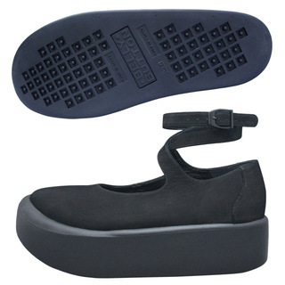 TOKYO BOPPER No.871 / Black Nubuck Shoes