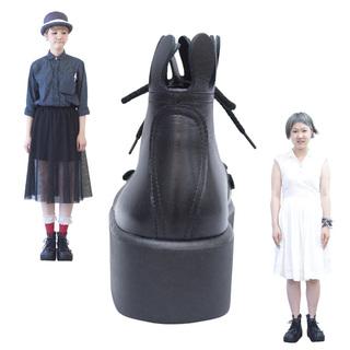 TOKYO BOPPER No.888 / Black smooth Milk-crown