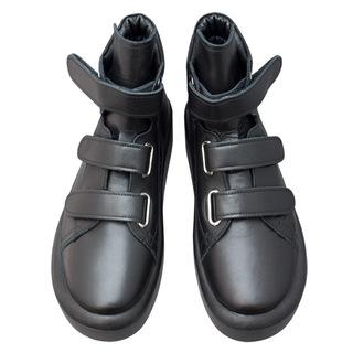 TOKYO BOPPER No.887 / Black smooth 3Belts