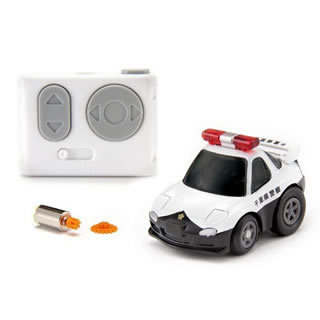 Q-Steer QSH04 RX-7 Patrol Car