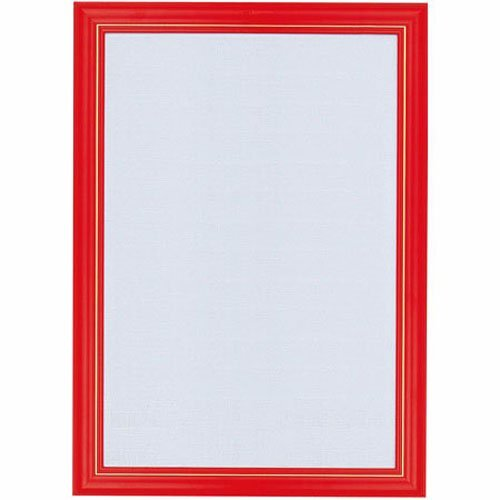 Delux Wood Jigsaw Puzzle Frame Red 20-T (73 x 102cm) - Best Buy ...