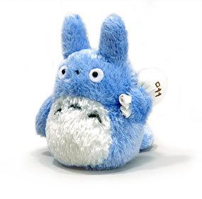 Fluffy Chu-Totoro (S)