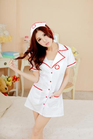 Nurse Cosplay