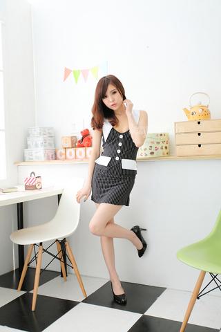 Secretary Cosplay