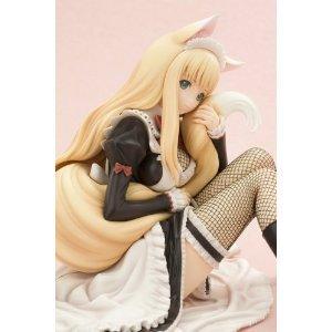 kotobukiya, Shining Hearts, Oujodenka no Ryouriban Rouna, Complete Figure, SEGA, Anime